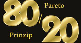 Pareto Prinzip 80/20