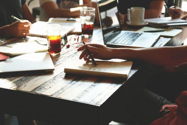 Kreativ arbeiten und Neues entwickeln